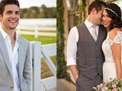 Trajes novio informales para boda casual