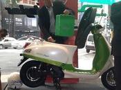 Buenos Aires tendrá primera motoneta Zanella eléctrica