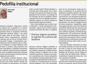 Pedofilia institucional