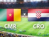 Partido Camerún Croacia Grupo Mundial 2014