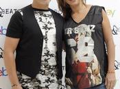 Alejandro Sanz Raquel Perera lanzan línea camisetas fines benéficos