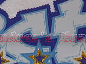 cartel Foami para campeón