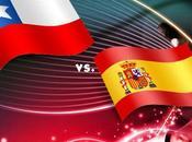 Trasmision España Chile Junio Brasil 2014