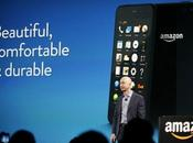 Amazon presentó primer smartphone: Fire Phone