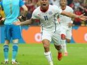 Mundial Fútbol Brasil 2014: España Chile