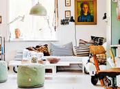 Johanna Flyckt, interiores industriales personalidad vintage