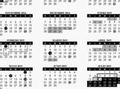 México, calendario escolar 2014-2015