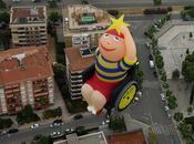 Personas movilidad reducida volarán globos adaptados European Balloon Festival