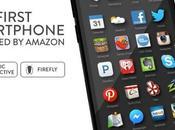 Amazon presenta Fire Phone