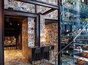 Restaurante Llama Kilo Studio, trozo Latinoamérica Copenhague