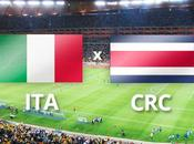 Italia Costa Rica vivo Junio Brasil 2014