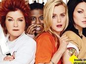 personajes revelación segunda temporada Orange Black