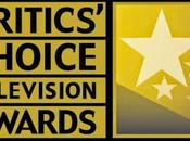 Ganadores Critics' Choice Television Awards 2014