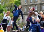 'Amanece Edimburgo', cantando bailando Proclaimers, mucho gusto!