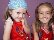 Bricolaje niños: Macetero madera margaritas