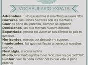 Vocabulario Expats.