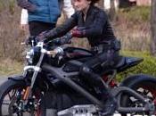 primera moto eléctrica Harley-Davidson estará Vengadores: Ultrón