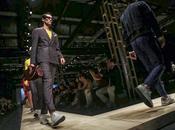 Milan fashion week: canali spring 2015