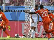 Holanda tumba Chile