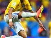 Brasil, magia Neymar