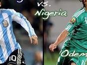 Trasmisión vivo Argentina Nigeria Junio Brasil 2014