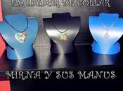 Exhibidor collares Reciclando