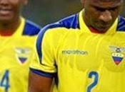 Brasil 2014: valentía Ecuador alcanzó para clasificar