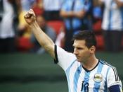 "Messi: ""Seguimos busca sueño todos queremos"""