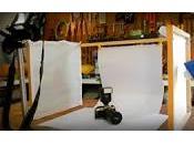 caja para fotografía producto.