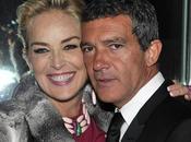 Antonio Banderas Sharon Stone, amigos