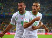 Argelia echa Rusia Mundial