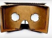 DIY, gafas realidad virtual cartón euros.