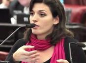 Expresiones apoyo solidaridad para Cintia Frencia, legisladora Frente Izquierda.