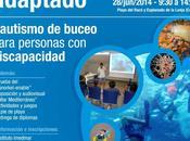 Calp adapta para discapacitados único sendero submarino Comunidad Valenciana