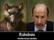 Adiós, Rubalcaba... ¡ADIÓS!
