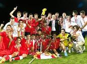 Sevilla levanta sexta Copa juvenil tras vencer penaltis Real Madrid
