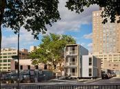 "Garrison Architects ""plan para vivienda después desastre"" Nueva York"