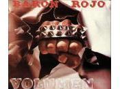 Barón Rojo Volumen Brutal (Chapa Discos 1982)