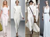blanco está moda!