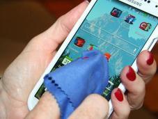 Consejos para reparar arañazos patanlla móvil