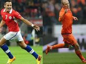 Holanda Chile Mundial Brasil 2014 Vivo