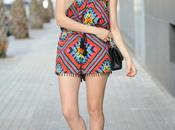 Ethnic Playsuit