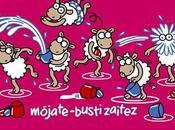 edición Campaña Mójate Busti zaitez Esclerosis Múltiple