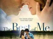 "Póster oficial película ""The Best Nicholas Sparks tráiler"