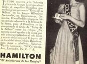 Revista selecciones reader's digest: hamilton.