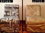 Ikea hack: nueva vida para unos sofas