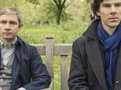 Steven Moffat confirma especial Navidad 'Sherlock'
