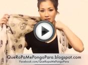wear scarves? formas usar pañuelo cuello (video)