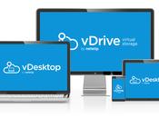 netelip, lanza vDrive vDesktop