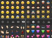 imagen dice palabras: Nuevos Emojis para WhatsApp